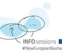 """Sesja informacyjna dotycząca inicjatywy """"Nowy Europejski..."""