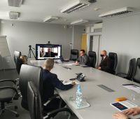 Spotkanie z Uniwersytetem KNU oraz Instytutem Rozwoju...