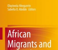 """New book """"African Migrants and the Refugee Crisis"""""""