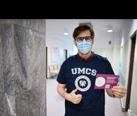 Pierwsi pracownicy UMCS zaszczepieni!