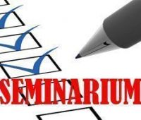 Obowiązkowe zapisy na seminaria - aktualizacja