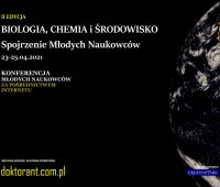 II edycja Konferencji dla Młodych Naukowców nt. Biologia,...