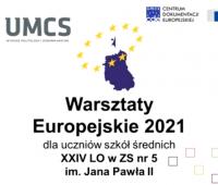 Warsztaty Europejskie - wideorelacja