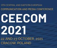 13th Central and Eastern European Communication and Media...