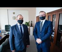Spotkanie z Konsulem Generalnym RP w Hamburgu