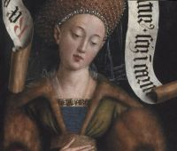 Living pictures : Jan van Eyck and painting's first...