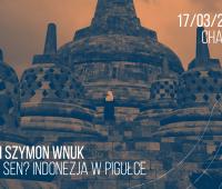 Dzisiaj przeniesiemy się do Indonezji!