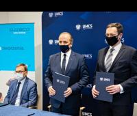 Podpisanie porozumienia z Asseco Data Systems