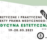 Konferencja o prawnych aspektach medycyny estetycznej...