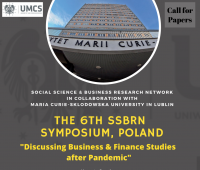 """The 6th SSBRN Symposium """"What's NEXT? Discussing Business..."""
