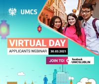 Virtual Day - applicants webinar - 30.03.2021 r.