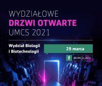 Wydziałowe Drzwi Otwarte - Wydział Biologii i Biotechnologii