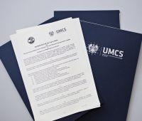 Podpisanie umowy o współpracy z KNU