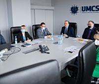 Spotkanie z Politechniką Odeską