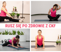 Program Rusz się po zdrowie z CKF