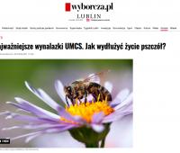 Piszą o nas - Gazeta Wyborcza