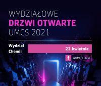 Webinar Wydziału Chemii UMCS w Lublinie - Wydziałowe...
