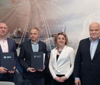 Agreement on cooperation between UMCS and the KRESY...