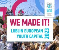 Lublin wins the European Youth Capital 2023 title!