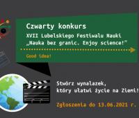 Czwarty konkurs konkurs XVII Lubelskiego Festiwalu Nauki...
