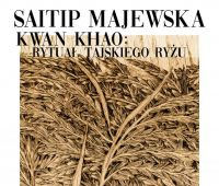 """Invitation to the exhibition """"Kwan Khao"""" by..."""