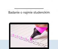 Badanie o najmie studenckim
