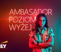 Program Ambasadorski EY – Ambasador Poziom Wyżej