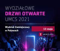 Webinar dla kandydatów - Wydział Zamiejscowy w Puławach