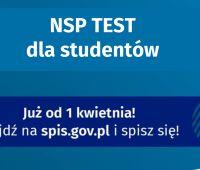 Konkurs NSP Test Student - test wiedzy o Narodowym Spisie...