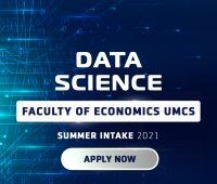 Data Science (studia II stopnia prowadzone w j. angielskim)