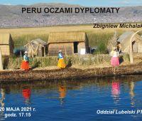 Peru oczami dyplomaty - odczyt PTG