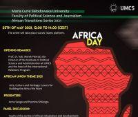 Africa Day @UMCS