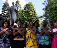 Africa Day at UMCS