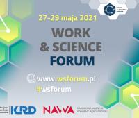 Targi Work&Science Forum dla doktorantów i studentów