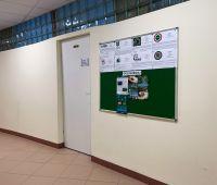 Otwarcie Pokoju Organizacji Studenckich