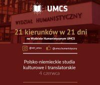 Polsko-niemieckie studia kulturowe i translatorskie -...