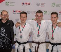 Kolejny medal dla zawodników dr. Jacka Pietrusiewicza!