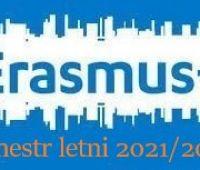 Dodatkowa rekrutacja na wyjazdy w ramach projektu Erasmus+