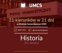 """Historia - """"21 kierunków w 21 dni"""""""