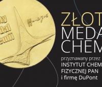 """Konkurs """"Złoty Medal Chemii"""" 2021"""
