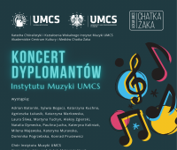 Invitation to a diploma concert by Students of Institute...