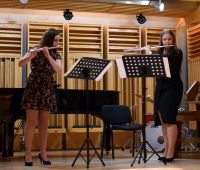 Concert by Students of Institute of Music | Photo reportage