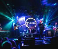 Machina zagra na Rockowej Scenie Radia Centrum!