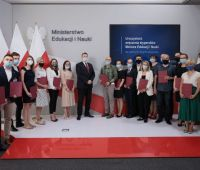 UMCS scientist among the winners of the Minister's...