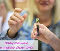 Wznowienie pokazów chemicznych od 01.09.2021 r. na...