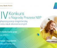 XIV edycja Konkursu o Nagrodę Prezesa NBP za najlepszą...
