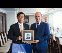 Visit of the Japanese Ambassador to Poland at UMCS