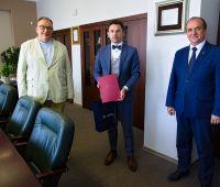 Spotkanie z laureatem stypendium Ministra MEiN