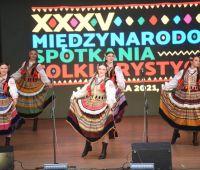 XXXV Międzynarodowe Spotkania Folklorystyczne im....