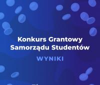Wyniki Konkursu Grantowego Samorządu Studentów - 2021